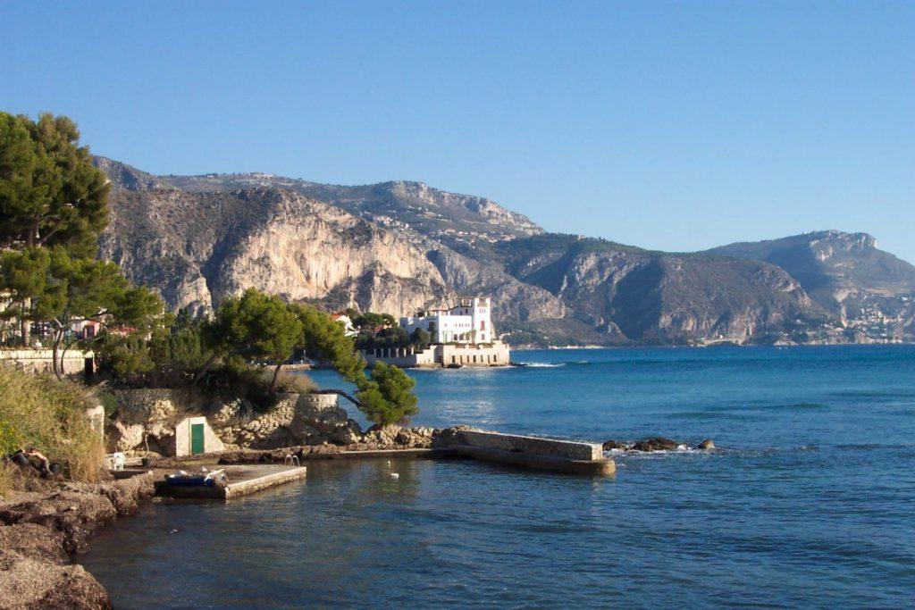 Отчет о проведенном на Лазурном побережье отпуске
