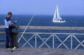 Лучшие места для рыбалки на Лазурном Берегу