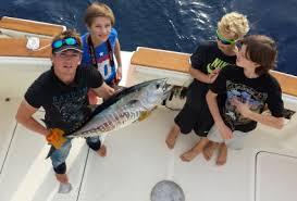 Рыбалка всей семьей