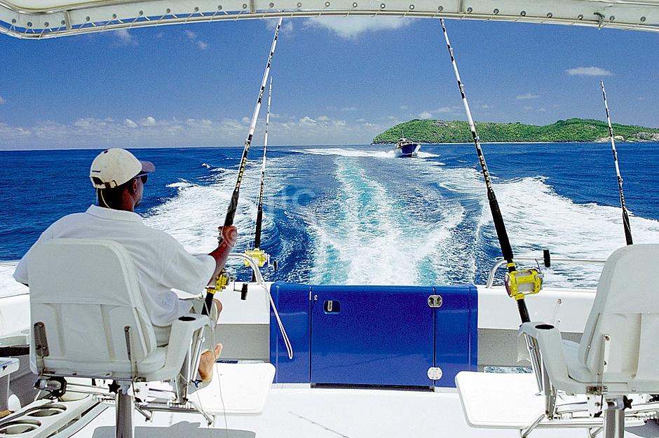 Рыбалка по-французски